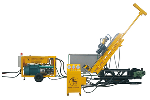 Hydraulic Drilling Rigs, The New Generation Rigs